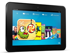 Kindle Fire HD to get Snapdragon processor, higher resolution and Android 4.2.2