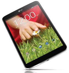 LG G Pad 8.3 arrives in the United States on November 3