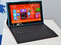 Lumia 2520 is the first Windows tablet from Nokia
