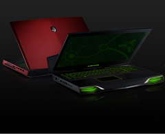 Alienware's M18x briefly listed online
