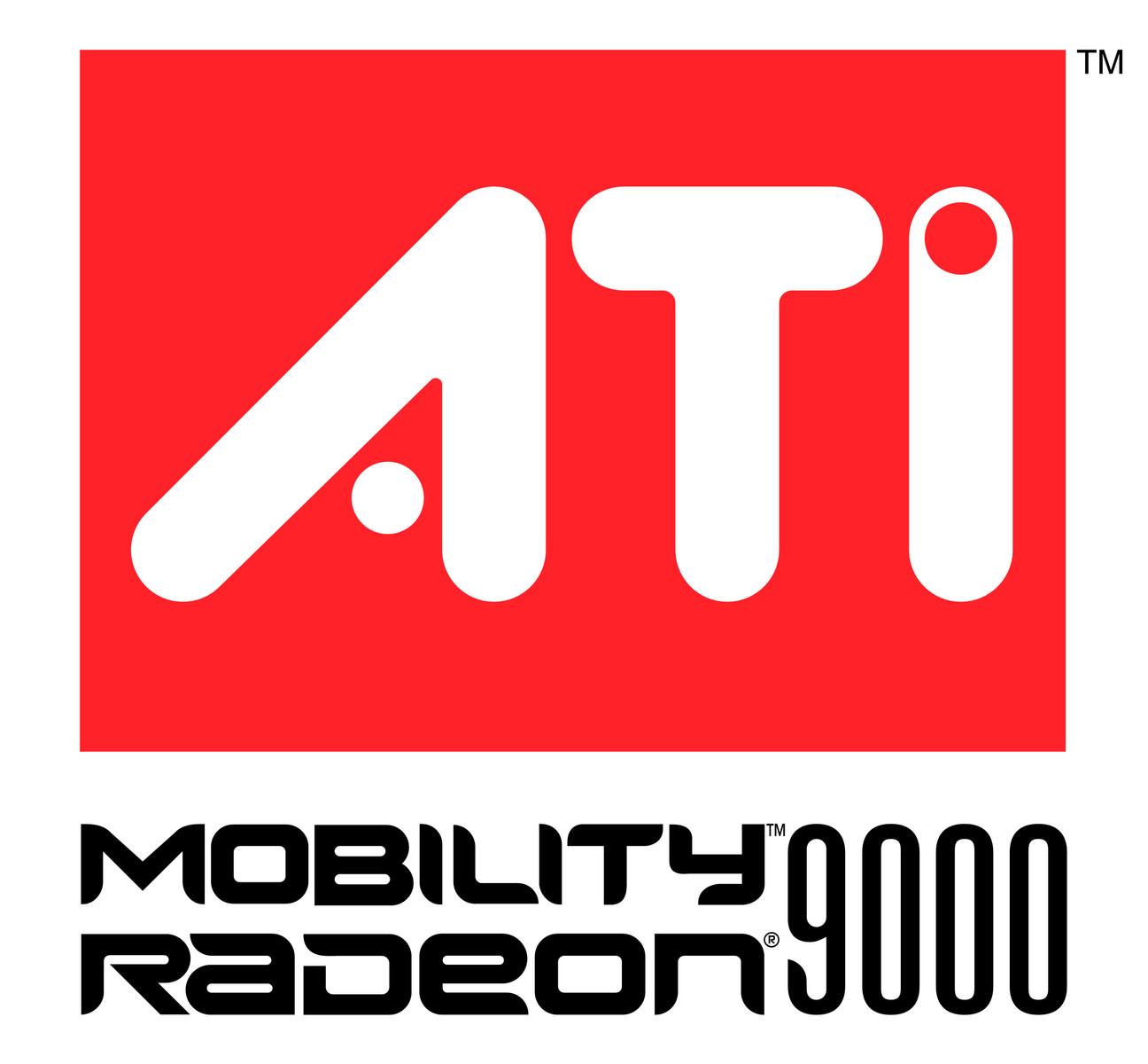 ATI Mobility Radeon 9000 - NotebookCheck.net Tech