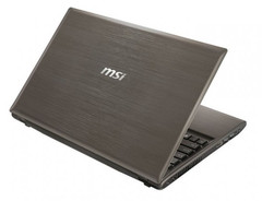 MSI reveals 15.6-inch GE620DX gaming notebook