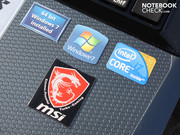 Ah, that's it: The 15.6-incher is the strongest gaming laptop from MSI.