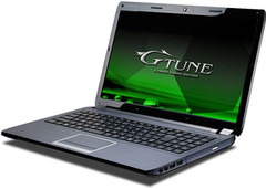 Mouse Computer launches the Nextgear-Note i400PA1 gaming notebook in Japan