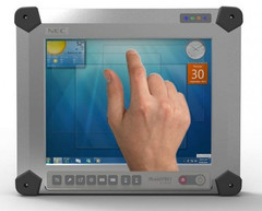 NEC unveils the ruggedized Shieldpro H11A tablet