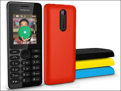 Nokia reveals new 108 phone for just $29