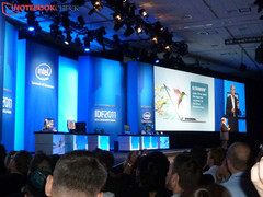 Intel Keynote: Android and Intel