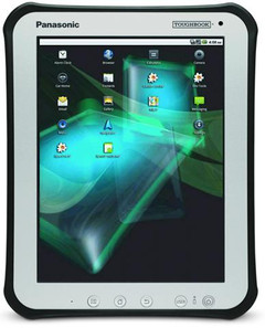 Panasonic reveals Android Toughbook tablet