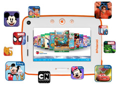 Polaroid launches the Kids Tablet 2