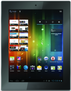 Prestigio to release the 9.7-inch MultiPad Pro tablet in April 2012
