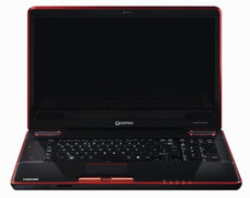 Toshiba Qosmio X500 gaming notebook