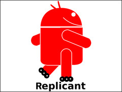 Replicant is on its way - watch out Android