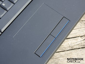 Rubbery Touchpad Surface