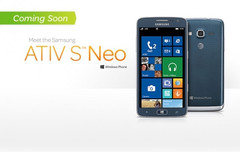 Samsung ATIV S Neo confirmed by AT&T