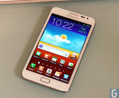 Samsung Galaxy Note sales tops 5 million