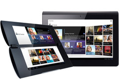 Sony Tablet P gets ICS update starting May 24th