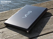 In Review:  Sony Vaio VPC-F12Z1E/BI