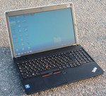 The Lenovo Thinkpad Edge E535-NZR5BGE.