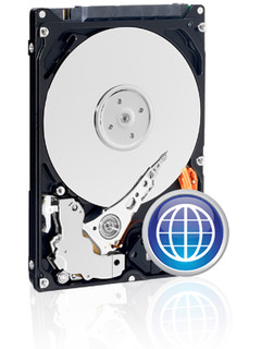 Western Digital announces 1TB 9.5mm thick notebook drive