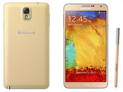 Samsung Galaxy Note 3 to get white gold and red versions in January
