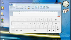Video of Windows 8 Tablet Input Panel Leaked