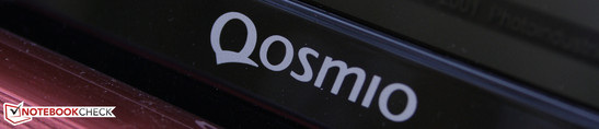 Qosmio X770-11C: Has Toshiba replaced the poor quality HD+ panel of the 10J with a Full HD panel with more contrast?