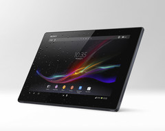 "Sony announces the 10"" Xperia Tablet Z"