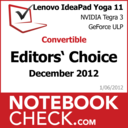 Award Lenovo IdeaPad Yoga 11