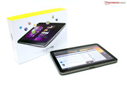 In Review: Samsung Galaxy Tab 10.1v Tablet/MID, by courtesy of: Notebooksbilliger.de