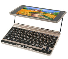 Acamar Transformer Windows netbook is also a tablet