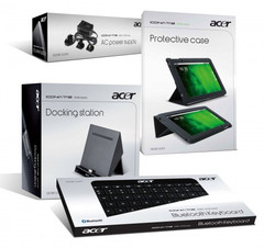 Acer Iconia A500 accessories now available, 32GB model coming soon