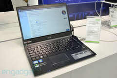 Acer reveals the TravelMate 8481 powerful notebook