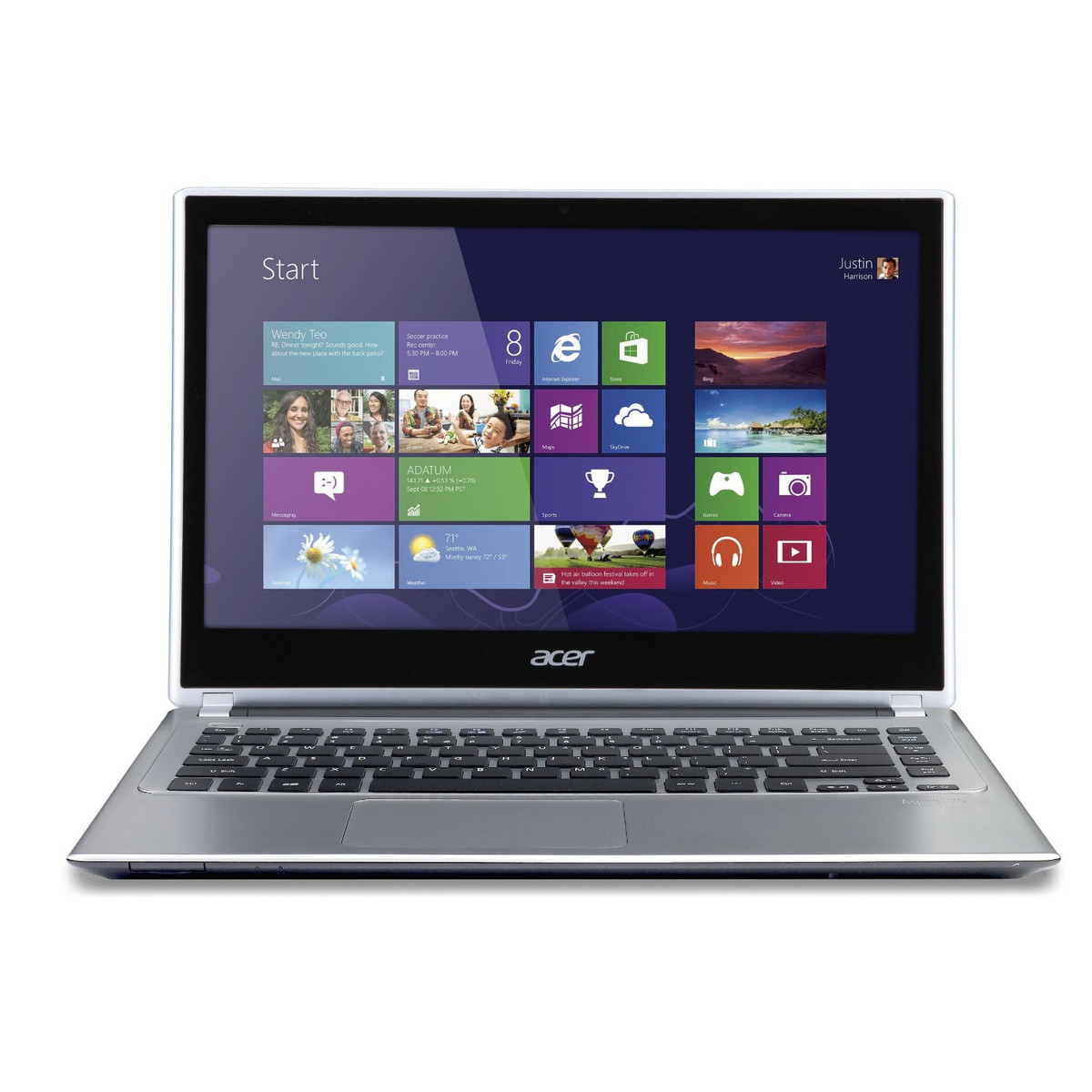 Notebook: Acer Aspire V5-431P-987B4G50Mass ( Aspire V5 Series )