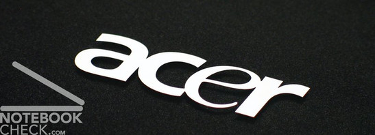 Short review Acer Aspire 7720G