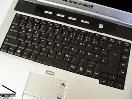 Alienware S-4 m5550 Keyboard