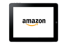 """""""Stay tuned"""" says Amazon CEO when asked about possible tablet"""