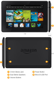 Amazon Kindle Fire HD 7 inch 2013