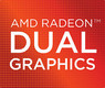 AMD Radeon HD 6620G + HD 7670M Dual Graphics