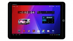 Fujitsu unveils the Arrows Tab F-05E tablet in Japan