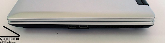 Asus A8JR Interfaces