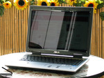 Asus A8JR Outdoors