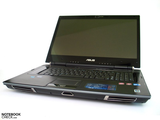 Asus M90VP Gaming Notebook