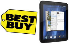 Best Buy to restock 32GB HP TouchPad This Tuesday -- with a catch