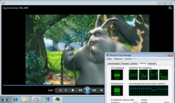 Big Buck Bunny 720p H264 smooth CPU 46%