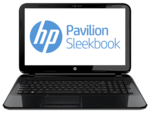 The HP Pavilion Sleekbook 15