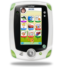 LeapFrog introduces a tablet for kids
