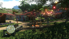 In terms of atmosphere Far Cry 3 plays in the top league.