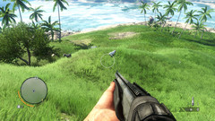 Far Cry 3 scores with a heavy degree of vegetation.
