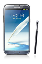 More than only a half-size: Samsung's Galaxy Note II
