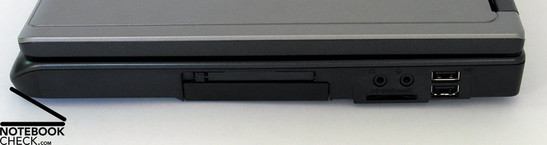 Dell Latitude 131L Interfaces
